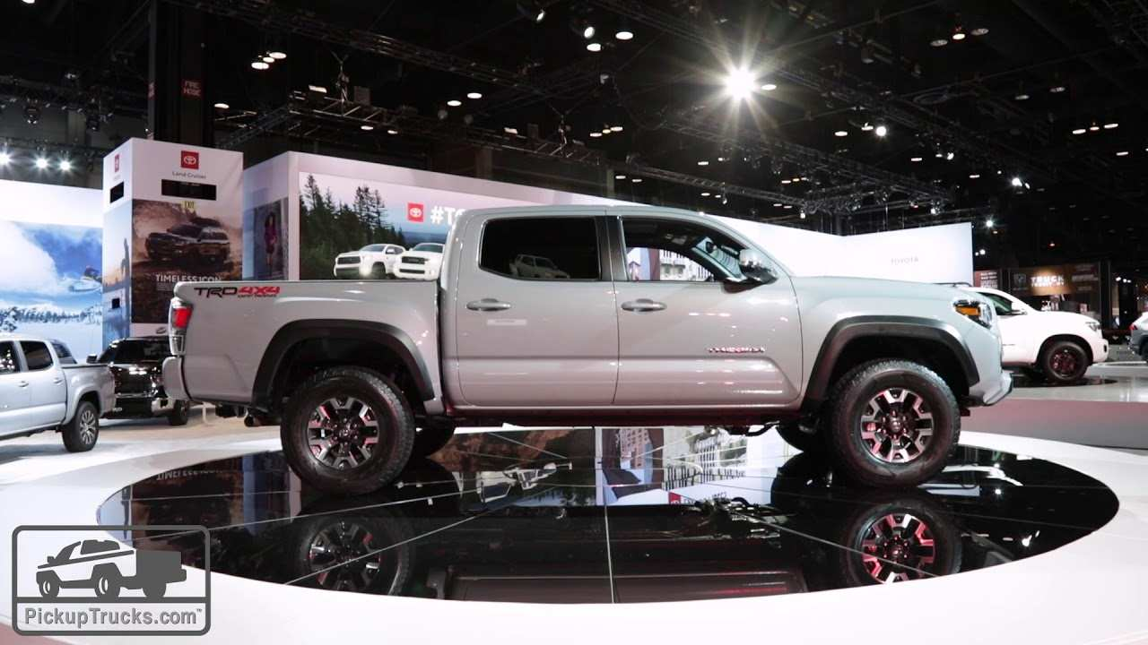 50 The 2020 Toyota Tacoma Diesel Trd Pro Configurations