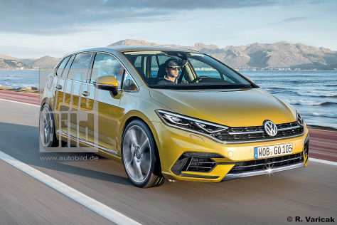 50 The 2020 Volkswagen Sharan Concept And Review