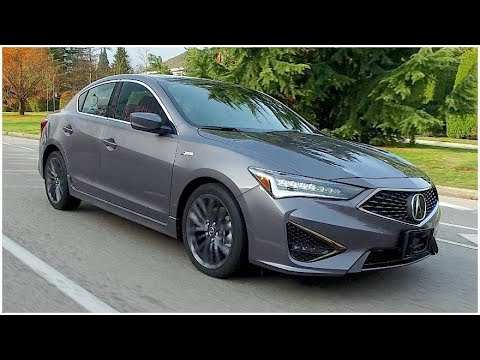 50 The Best 2019 Acura ILX Exterior