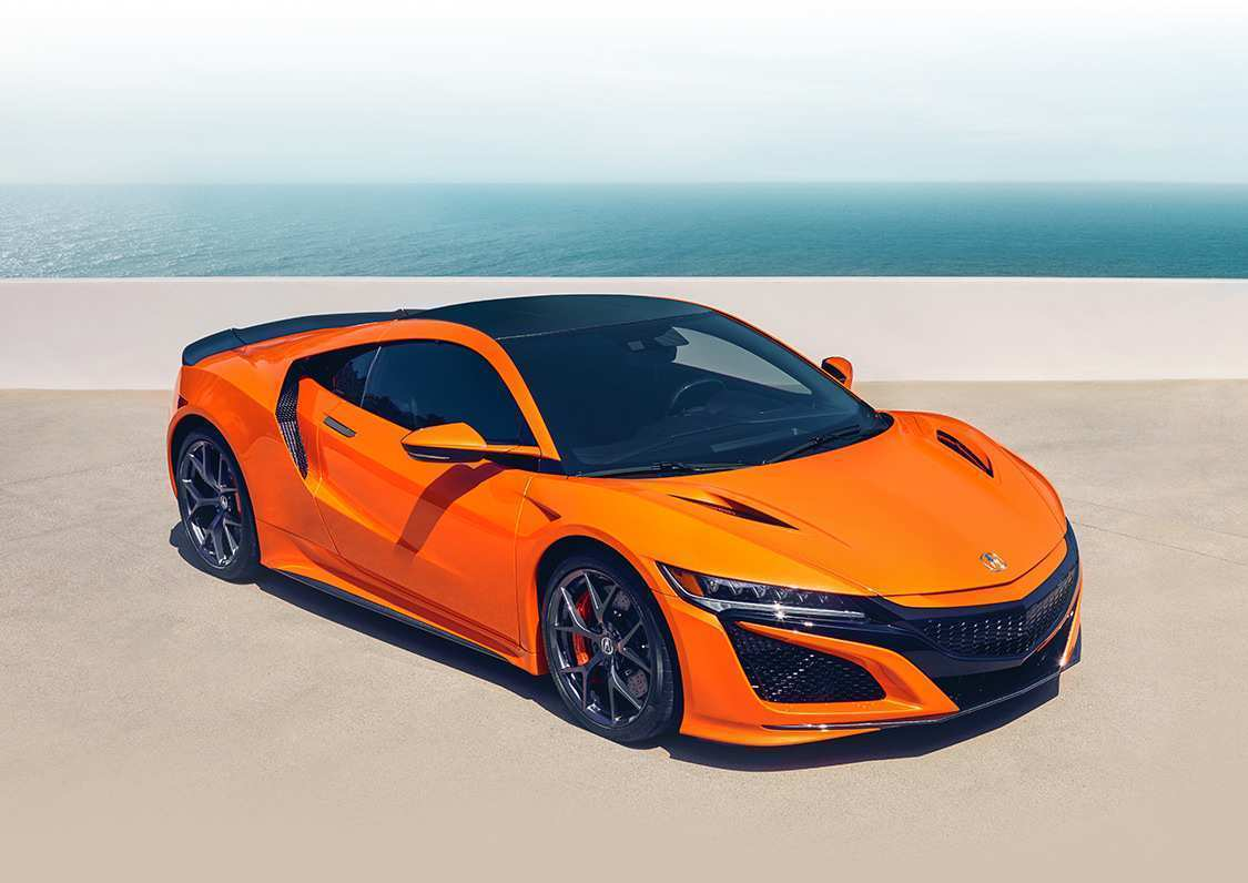 50 The Best 2019 Acura NSX Spy Shoot