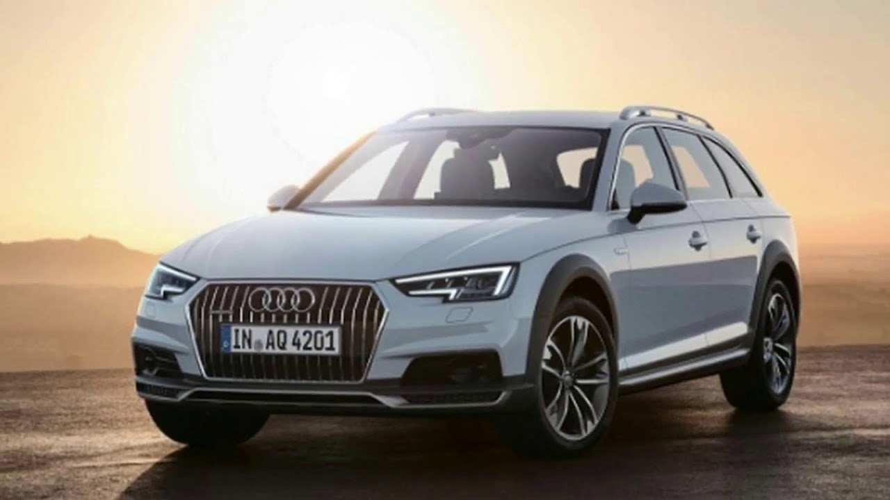 50 The Best 2019 Audi Allroad Spesification