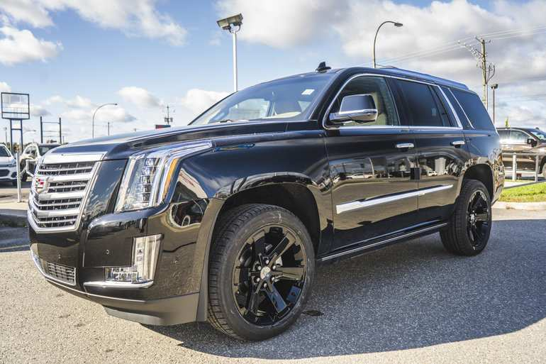 50 The Best 2019 Cadillac Escalade Ext Exterior And Interior