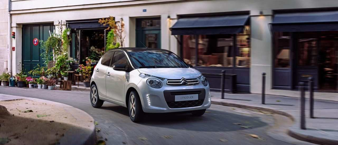 50 The Best 2019 Citroen C1 Exterior