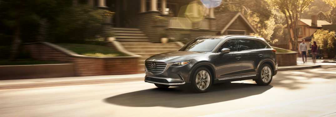 50 The Best 2019 Mazda Cx 9 Rumors Exterior And Interior