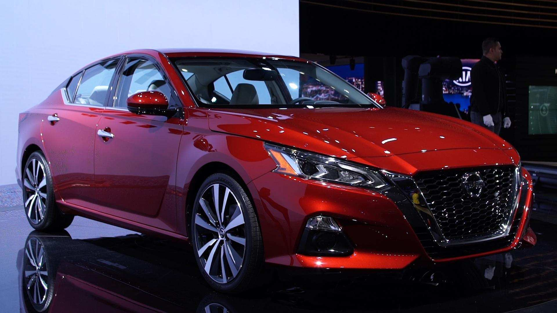 50 The Best 2019 Nissan Altima Engine Interior
