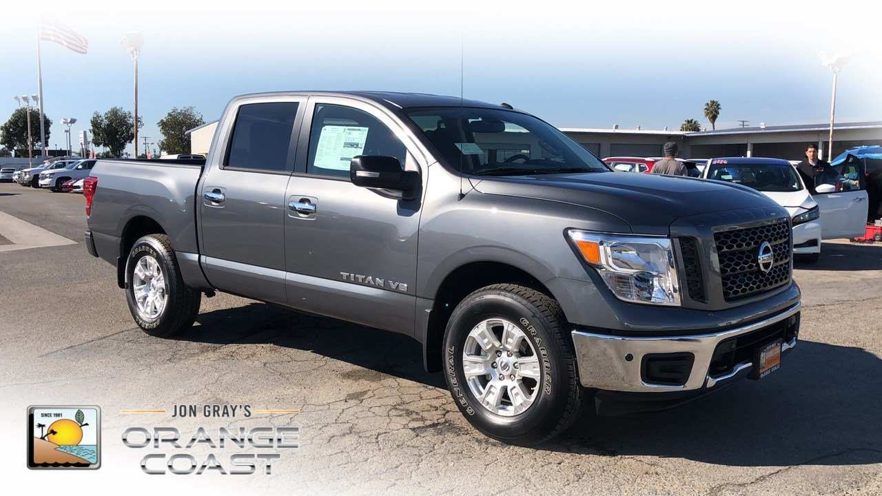 50 The Best 2019 Nissan Titan Price And Review