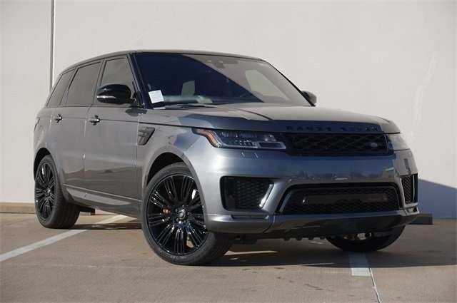 50 The Best 2019 Range Rover Sport Research New