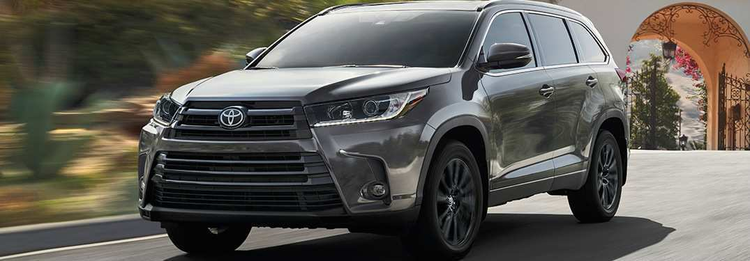 50 The Best 2019 Toyota Highlander Picture