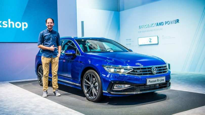 50 The Best 2019 VW Passat Tdi Concept And Review