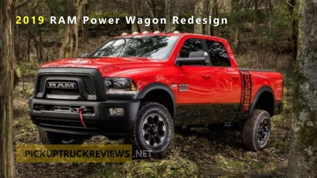 50 The Best 2020 Dodge Power Wagon Pictures