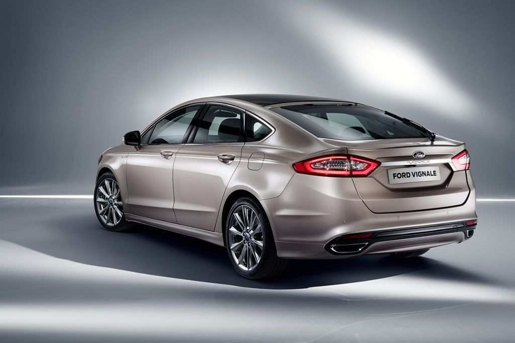 50 The Best 2020 Ford Mondeo Vignale Specs And Review