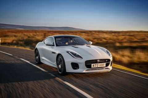50 The Best 2020 Jaguar F Type Spy Shoot