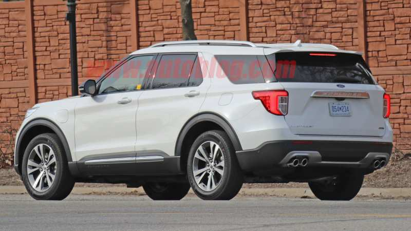 50 The Best 2020 The Ford Explorer New Review