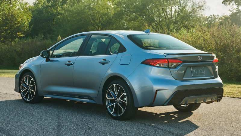 50 The Best 2020 Toyota Corolla Concept