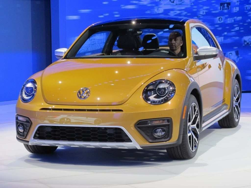 50 The Best 2020 Vw Beetle Dune Style