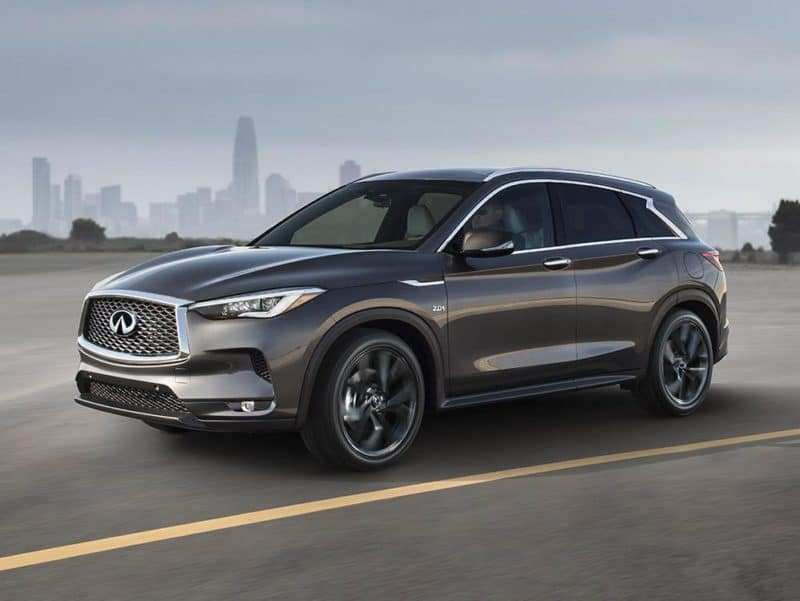 50 The Best Infiniti 2020 Qx50 Redesign And Review