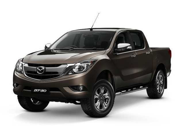 50 The Best Mazda Bt 50 Pro 2019 Concept