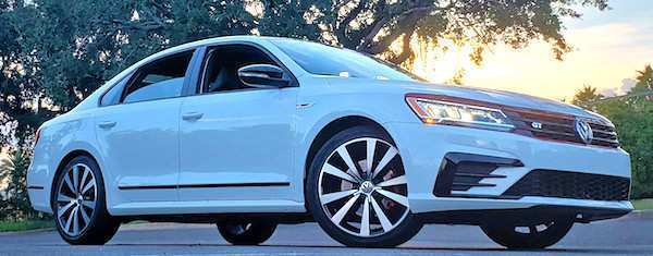 50 The Best Vw Passat Gt 2019 Redesign And Concept