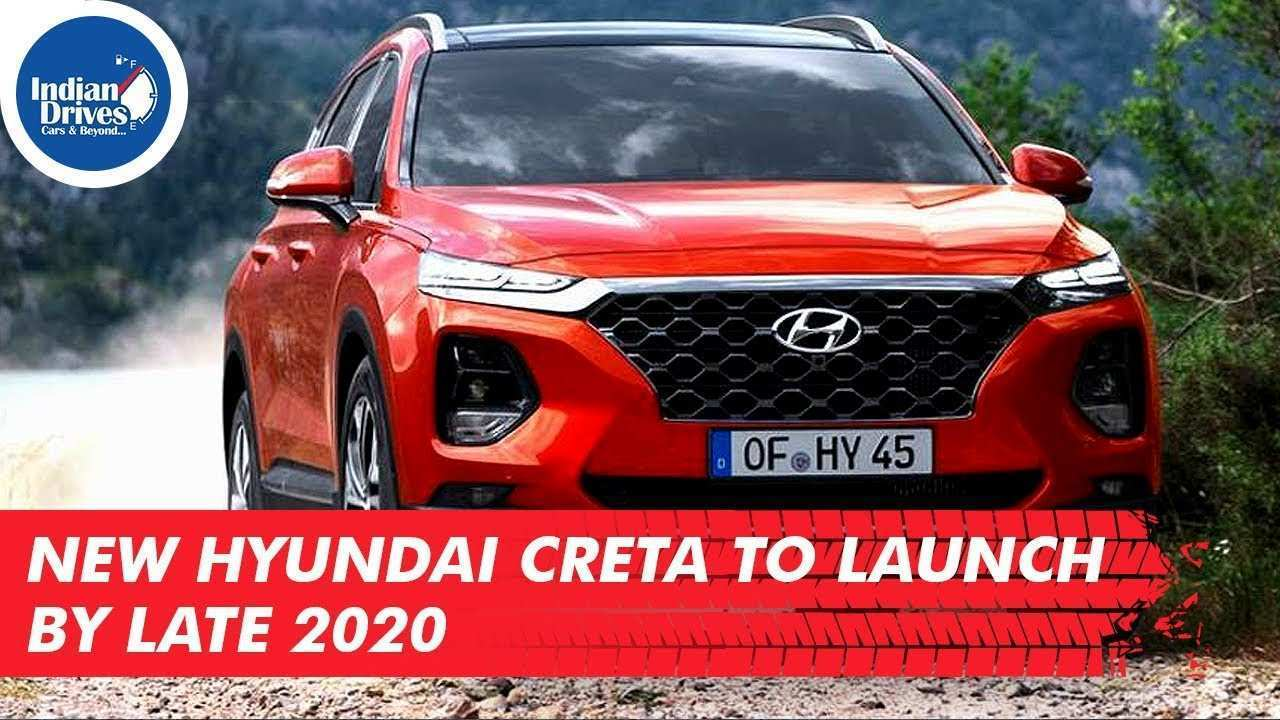 50 The Hyundai Creta Facelift 2020 Overview