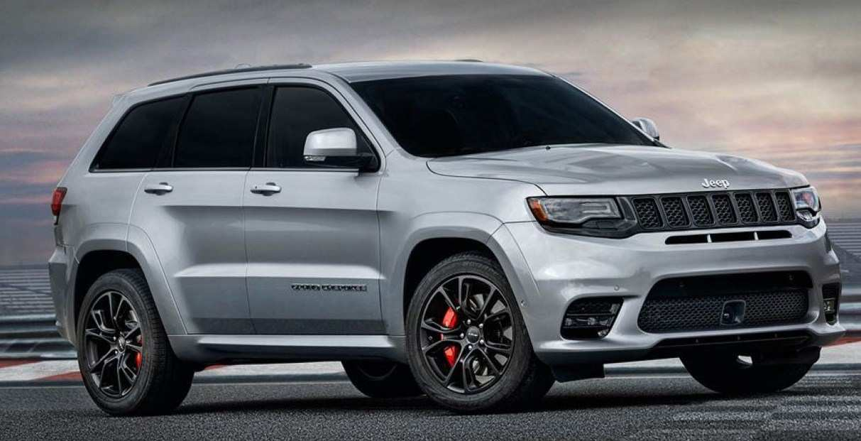 50 The Jeep Grand Cherokee 2020 Concept Performance And New Engine