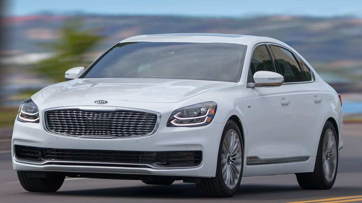 50 The K900 Kia 2019 Pricing