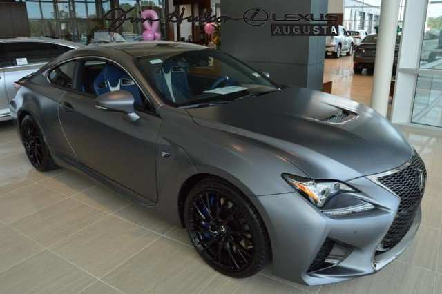 50 The Lexus 2019 Coupe Speed Test