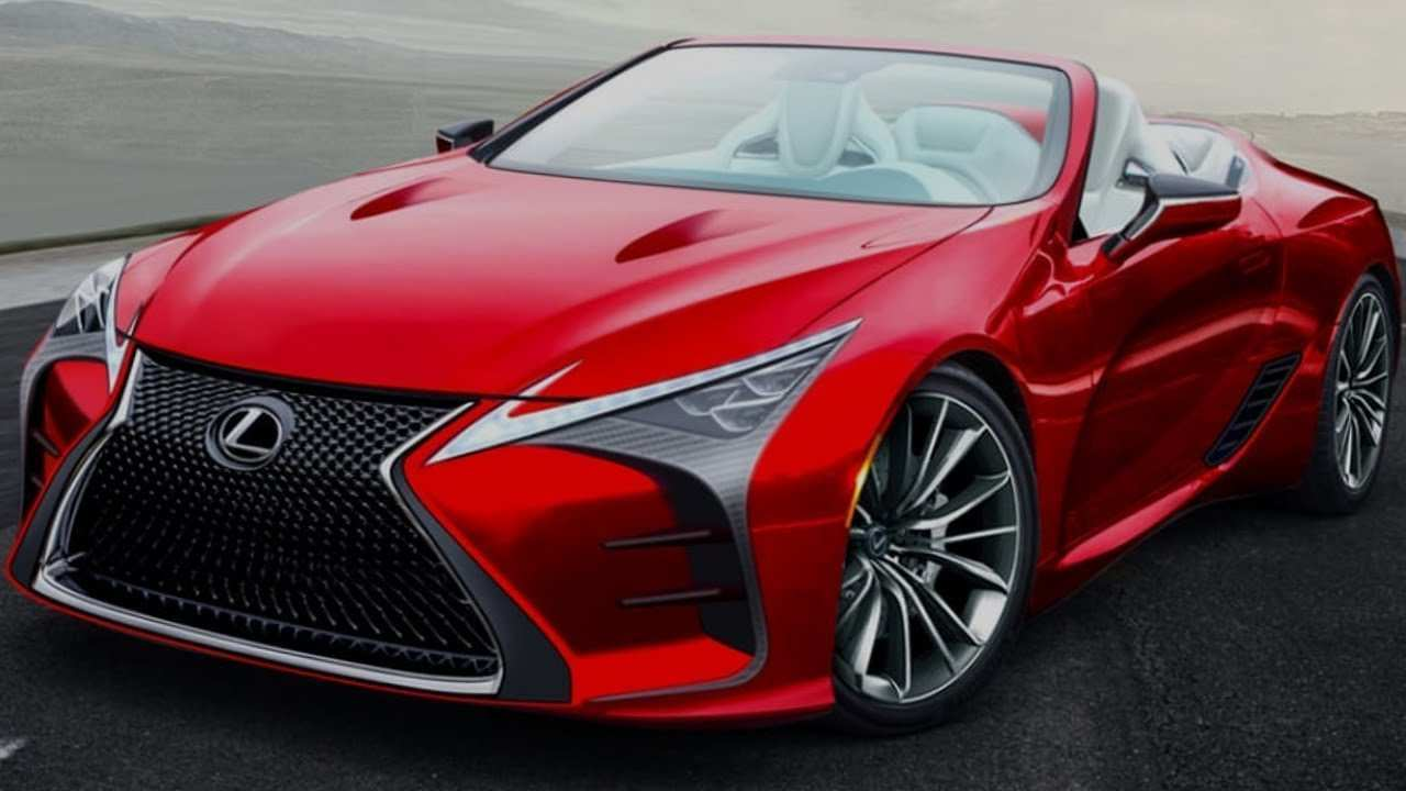 50 The Lexus Convertible 2020 New Review