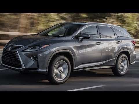 50 The Lexus Suv 2020 Price Design And Review
