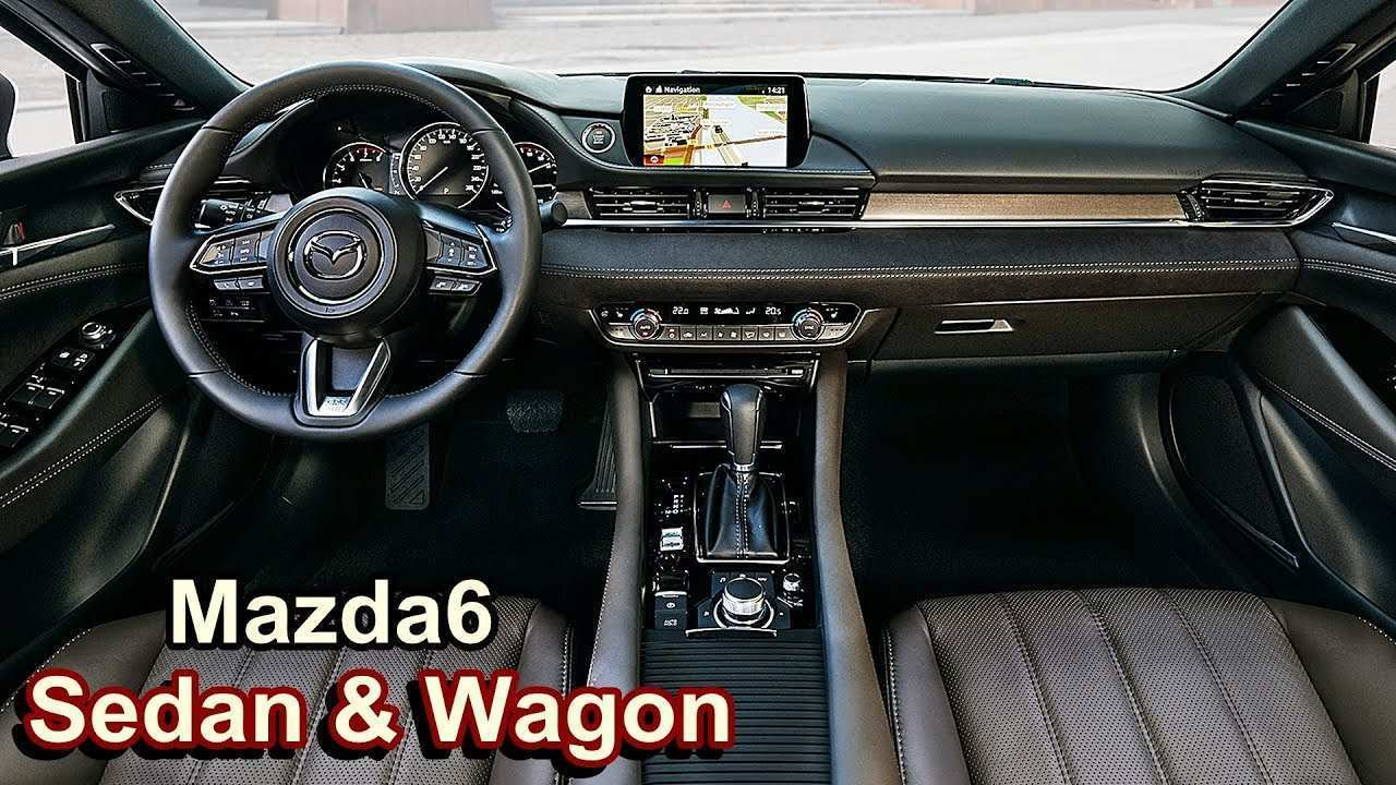 50 The Mazda 6 2019 Interior New Review