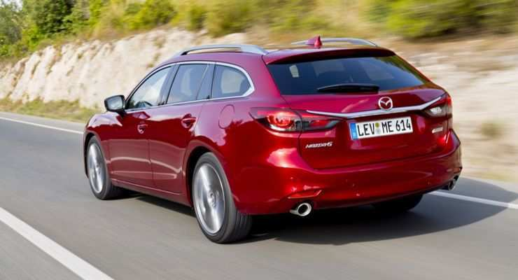 50 The Mazda 6 Kombi 2020 New Model And Performance