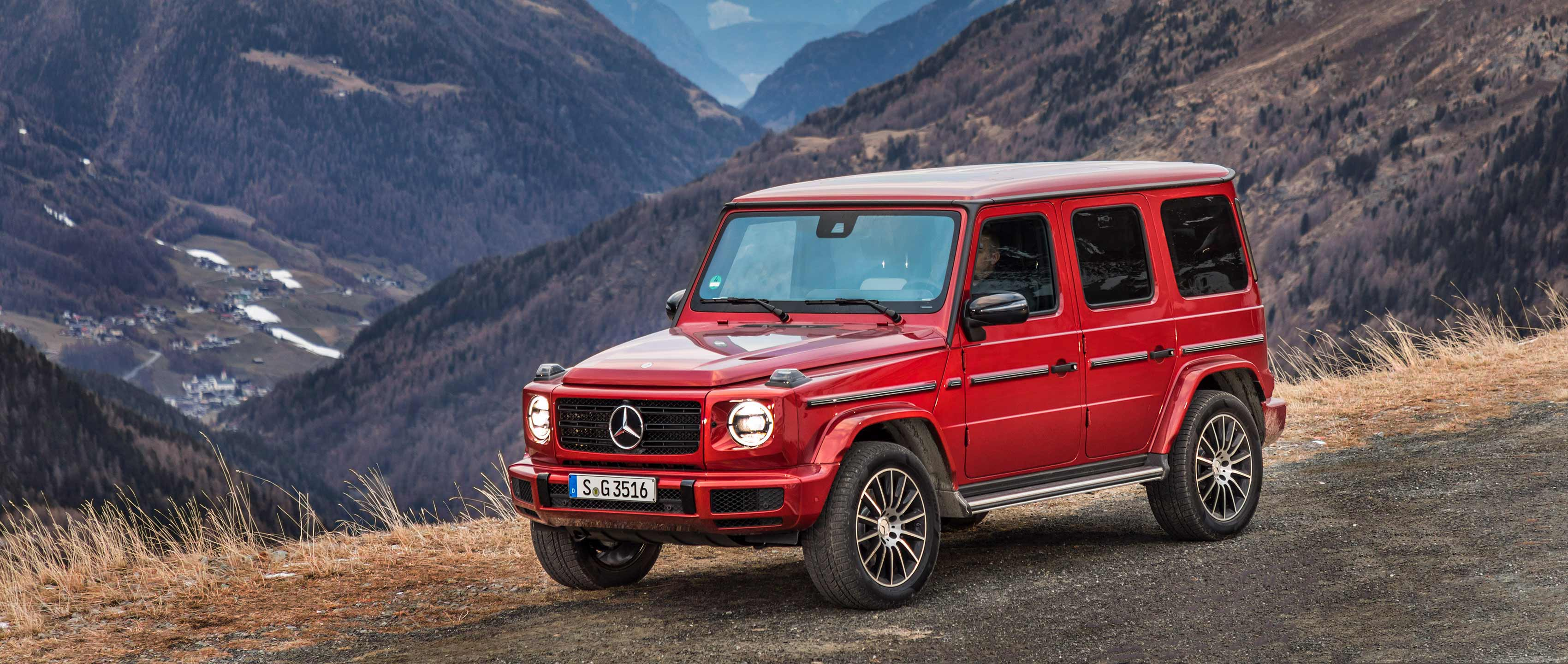50 The Mercedes G 2019 Picture