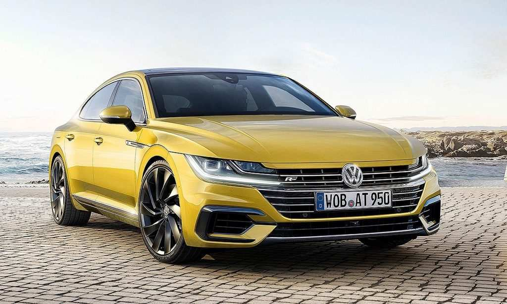 50 The Next Generation Vw Cc Redesign And Concept