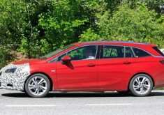 Opel Astra K Sports Tourer 2020