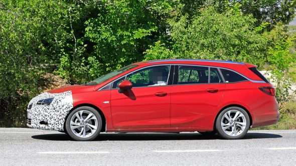 50 The Opel Astra K Sports Tourer 2020 Reviews