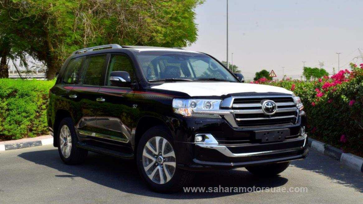 50 The Toyota Land Cruiser V8 2019 Specs And Review