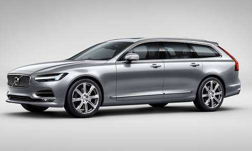 50 The V90 Volvo 2019 New Model And Performance