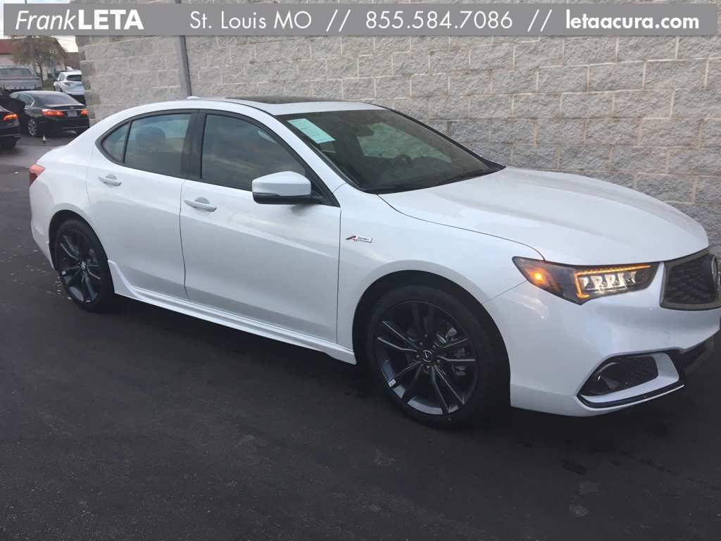 51 A 2019 Acura TLX Price And Review