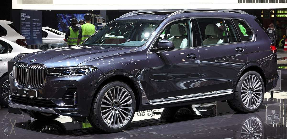 51 A 2019 BMW X7 Suv Series Redesign