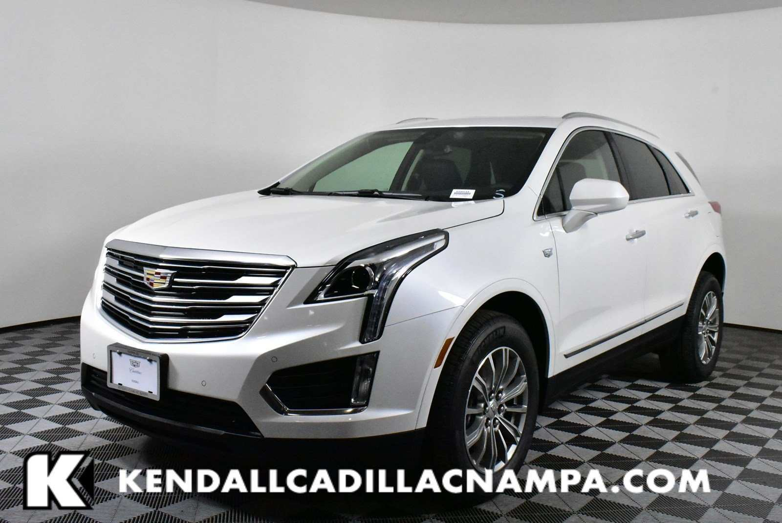 51 A 2019 Cadillac XT5 Engine