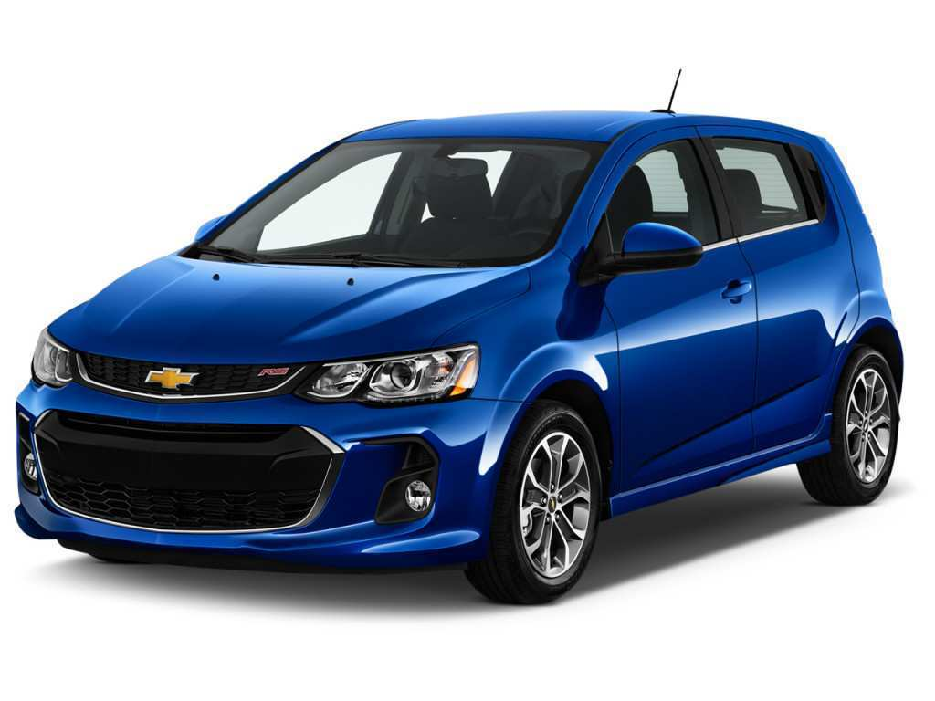 51 A 2019 Chevy Sonic Ss Ev Rs Specs