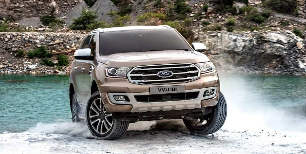 51 A 2019 Ford Everest Picture