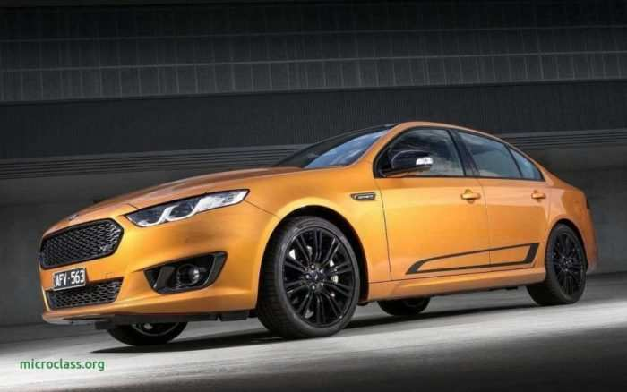 51 A 2019 Ford Falcon Gt Overview