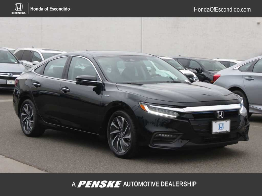 51 A 2019 Honda Insight Price And Review