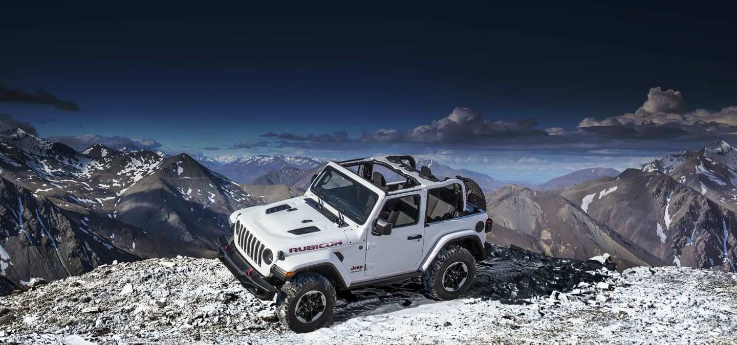 51 A 2019 Jeep Wrangler Concept And Review
