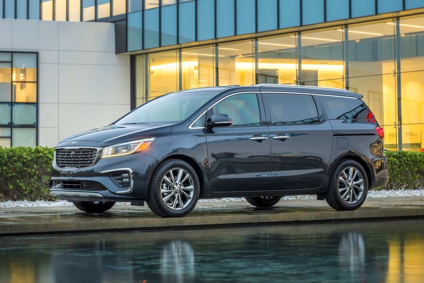 51 A 2019 Kia Carnival Redesign And Review