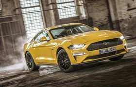 51 A 2019 Mustang Mach Pictures