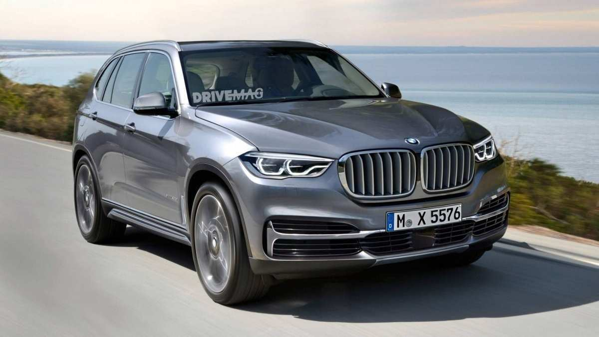51 A 2019 Next Gen BMW X5 Suv Concept And Review