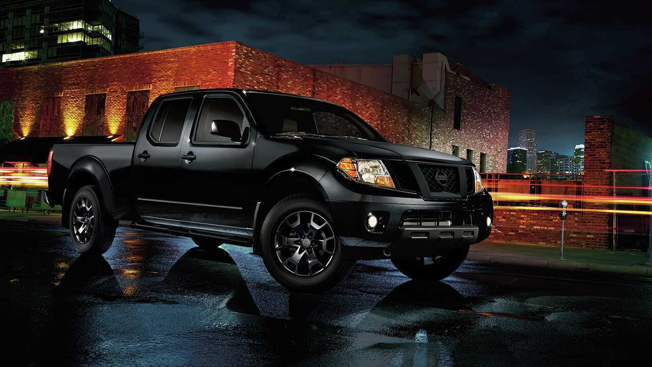 51 A 2019 Nissan Frontier Canada Configurations