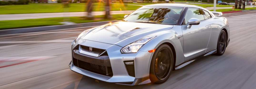 51 A 2019 Nissan GT R Research New