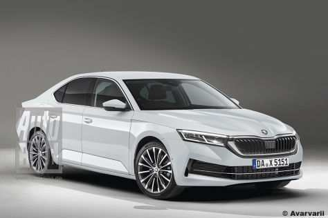 51 A 2019 Skoda Octavia Redesign And Review